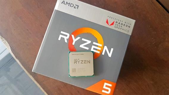 Processador Ryzem 5 2400g