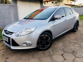 Ford Focus 2.0 Titanium Flex Powershift 5p 2015