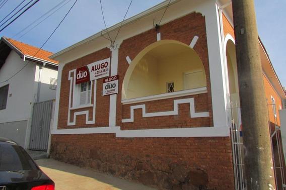 Casa Em Centro, Piracicaba/sp De 99m² 3 Quartos Para Locação R$ 1.600,00/mes - Ca419294