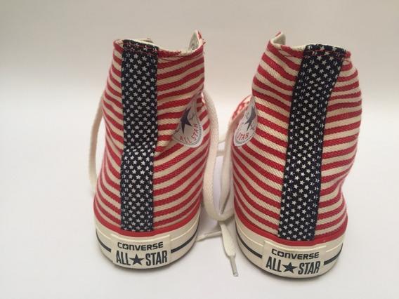 Tenis Converse Bandera Usa Estados Unidos. Liquidacion