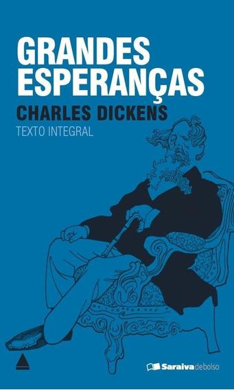 Livro De Bolso Grandes Esperanças Charles Dickens Em Estoque