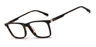 Armação Oculos Ogrife Og 1102-c Masculino Com Lente Sem Grau