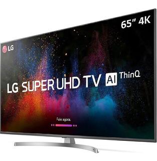 Smart Tv Lg 65 Pulgadas Nano Cell 2da Gen Uhd 4k Control Voz
