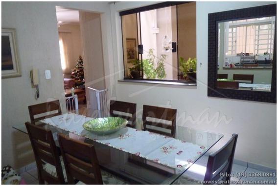 Casa Residencial À Venda, Bosque De Barão Geraldo, Campinas. - Ca2637