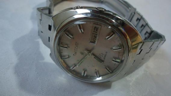 Relógio Orient 21 Jeiwels Japan Em Otimo Estado