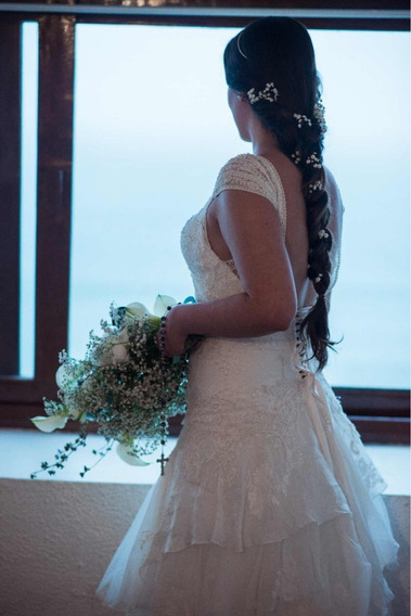 Vestido Noiva Emanuelle Junqueira