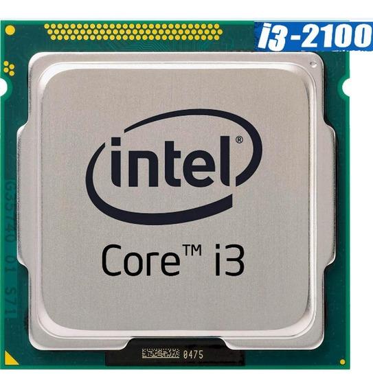 Processador I3 2100 3.1 Ghz 3m Lga 1155 Usado