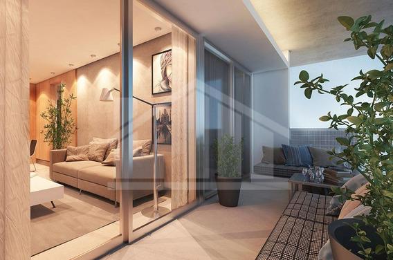 Apartamento À Venda, 2 Quartos, 2 Vagas, Praia Do Canto - Vitória/es - 729
