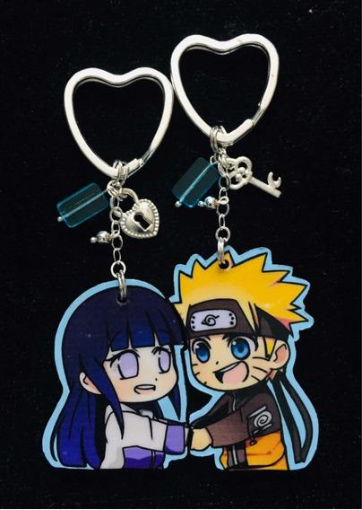 Llaveros Naruto Y Hinata