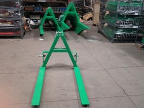 Porta Pallet Para 3 Puntos Tractor