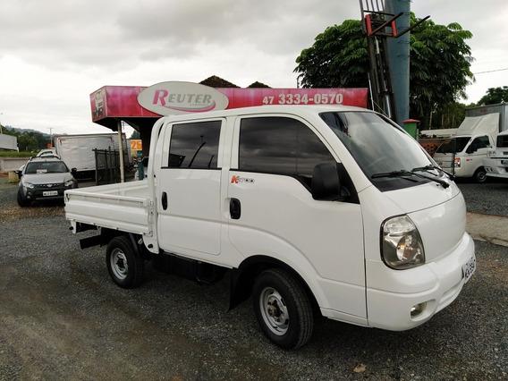 Kia Bongo 2.7 Std 4x4 Rs Cab. Dupla C/ Carroceria 2p 2009