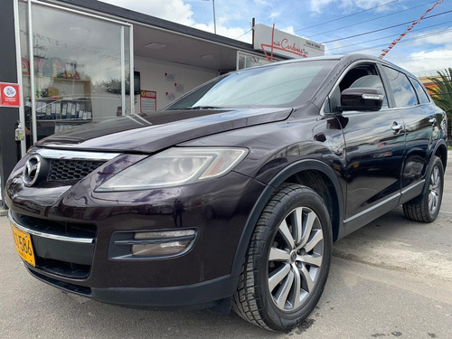 Mazda Cx-9 Blindaje Ii Plus