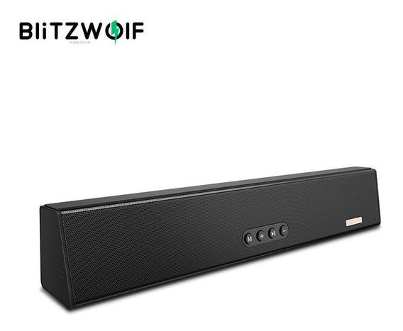 Blitzwolf Bw-sdb0 10 W 1200 Mah Mini Soundbar Módulo De Voz