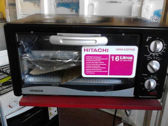 Horno Electrico Hitachi 16 Lts. Grill