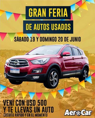 Hyundai Creta Gls Limited 1.6 2016 Impecable! Aerocar