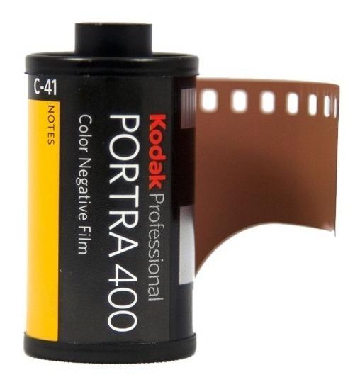 2 Unidades Kodak Portra 400 35mm 36 Poses Venc 06/2020