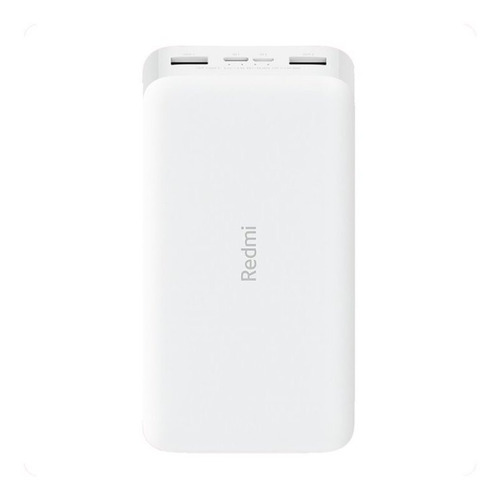 Xiaomi Power Bank 20000mah Qc3.0 18 W Salida De 2 Usb-a
