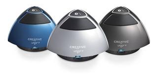 Mini Falante Portátil Woof2 Bluetooth Creative Sound Blaster