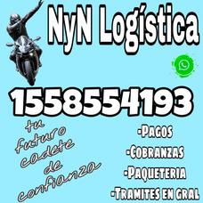 Moto Mensajeria, Cadete, Motoquero.