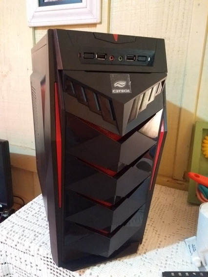 Computador Gamer I5 3570 + 8gb+ Rx550 4gb + 500hd + Wifi