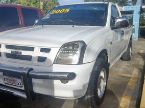 Isuzu Cabina Sencilla Blanca 2005
