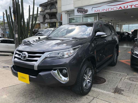 Toyota Fortuner Sw4 Street 2.700 At