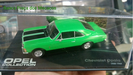 Miniatura Opala Ss Da Opel Collection