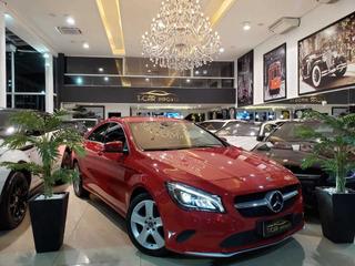 Mercedes-benz Cla 180 2018 1.6 Cgi Gasolina 7g-dct