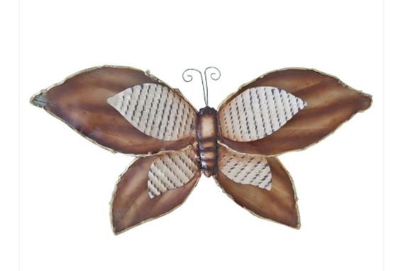 Friso Mariposa Para Pared 79cm