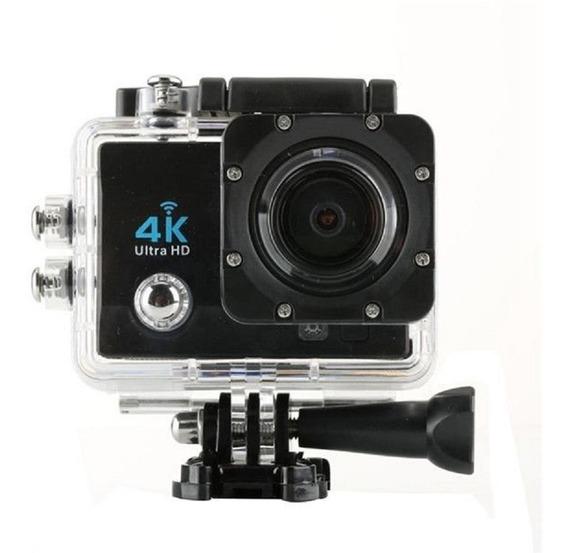 Câmera Filmadora Sports 4k Ultra Hd Action Sports Cam