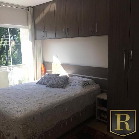 Apartamento Para Venda Em Guarapuava, Santa Cruz, 2 Dormitórios - _2-896420