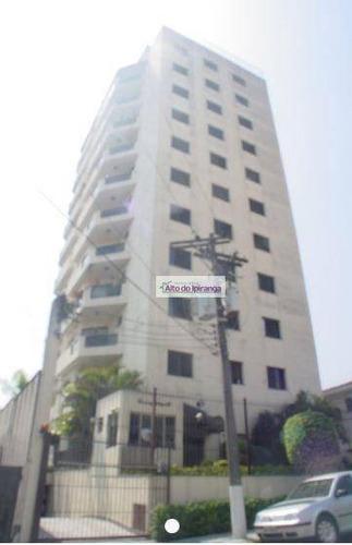 Apartamento Com 3 Dormitórios À Venda, 110 M² - Vila Gumercindo - São Paulo/sp - Ap2992