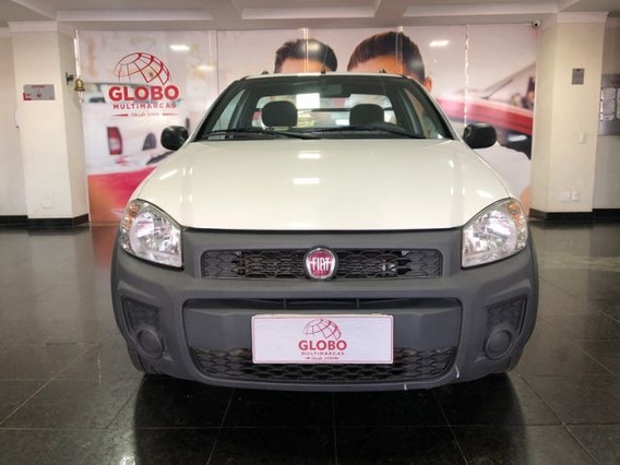 Fiat Strada Working 1.4 Mpi 8v Flex, Qnp2477