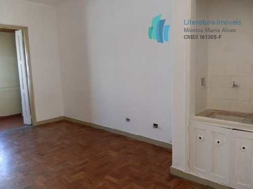 Imagem 1 de 11 de Apartamento A Venda No Bairro Campos Elíseos Em São Paulo - 127-1