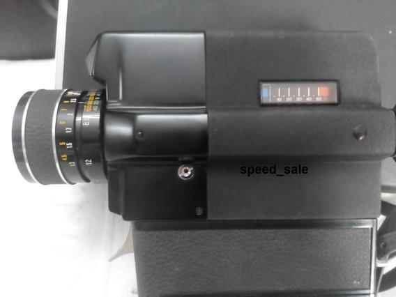 Filmadora Vintage Sankyo Macrofilmador Super Mf404 8mm Japan