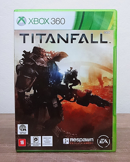 Titanfall Xbox 360 (online Live)
