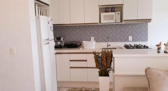 Apartamento Em Passa Vinte, Palhoça/sc De 59m² 3 Quartos À Venda Por R$ 280.000,00 - Ap254132