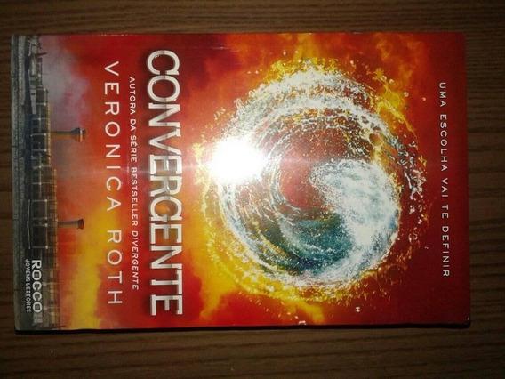 Livro Convergente Novo - Lacrado