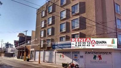 (crm-5190-340) Edificio En Renta En Huexotitla Puebla