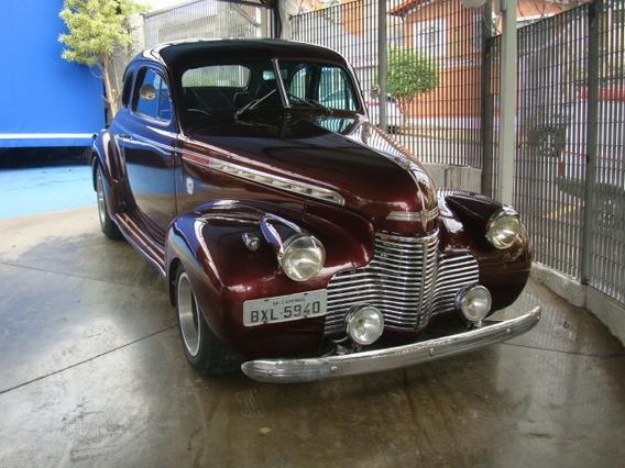 Chevrolet Barata 1940 Totalmente Restaurado