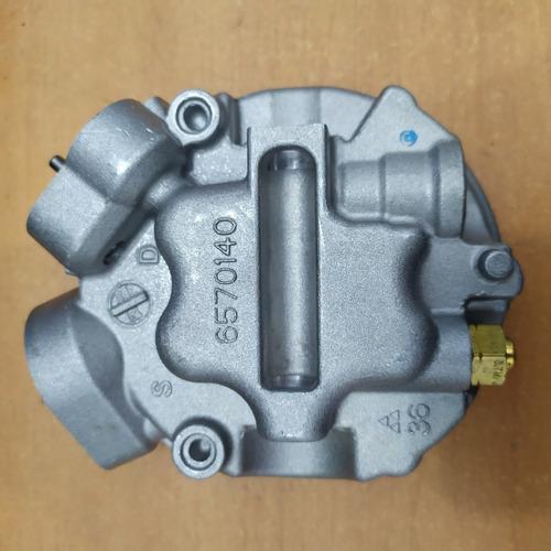 Tampa Traseira Compressor Delphi Gol G5 G6 / Fox / Polo.