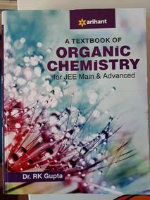 Indianos-organic Chemistry For Jee Arihant(frete Grátis)