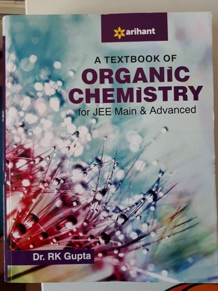 Ime Ita - Organic Chemistry For Jee Arihant(frete Grátis)