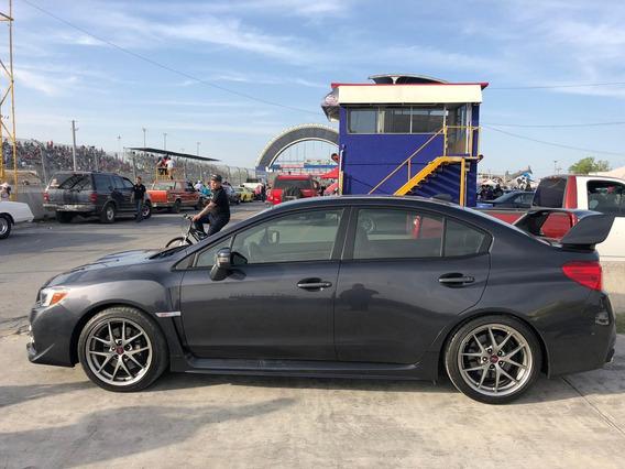 Subaru Impreza Wrx Sti T.m. 2015