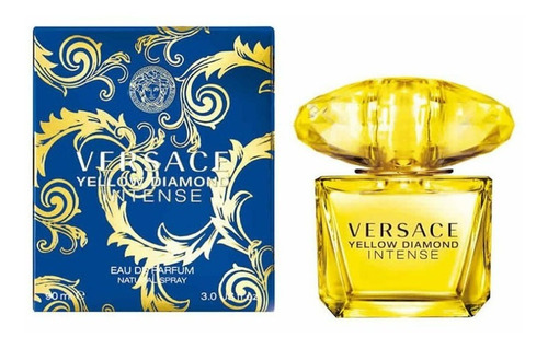 Imagen 1 de 3 de Versace Yellow Diamond Intense
