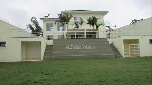 Imagem 1 de 30 de Casa Com 3 Dormitórios C/ Piscinaà Venda, 450 M² Por R$ 2.250.000 - Granja Viana - Cotia/sp - C10316