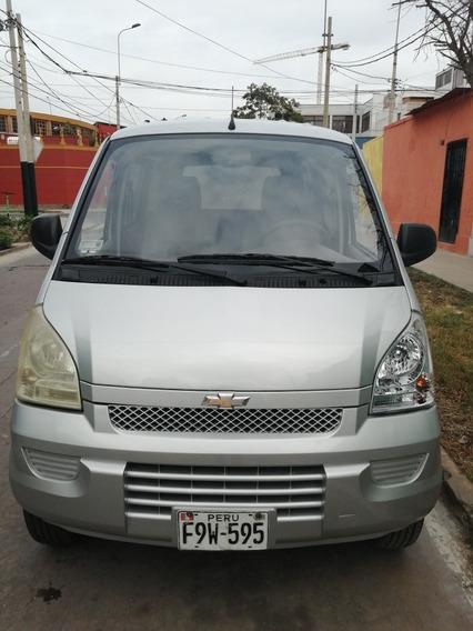 Alquiler Mini Van Chevrolet
