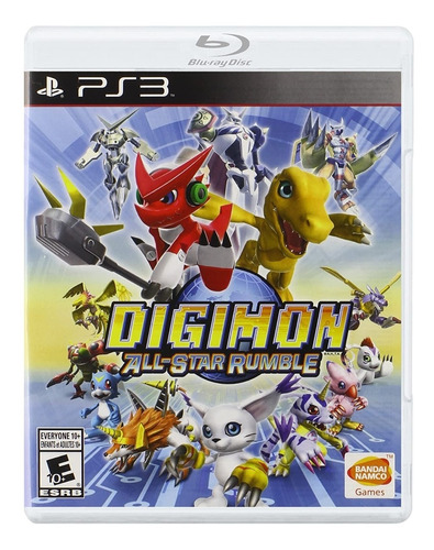 Digimon All Star Rumble Ps3 Original Digital