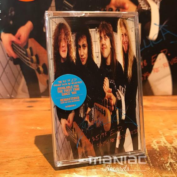 Metallica 5.98 Ep Garage Days Re Revisited Cassette