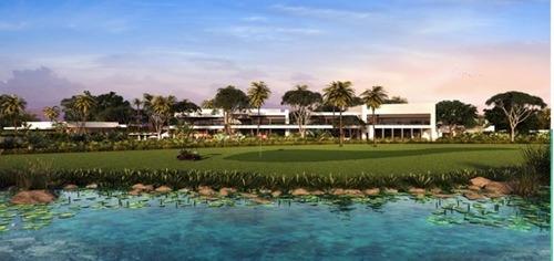 Provincia Golf-residencial-familiar Al Norte De Merida